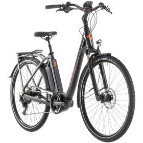 Cube Town Sport Hybrid EXC 500 Easy Entry, iridium'n'copper